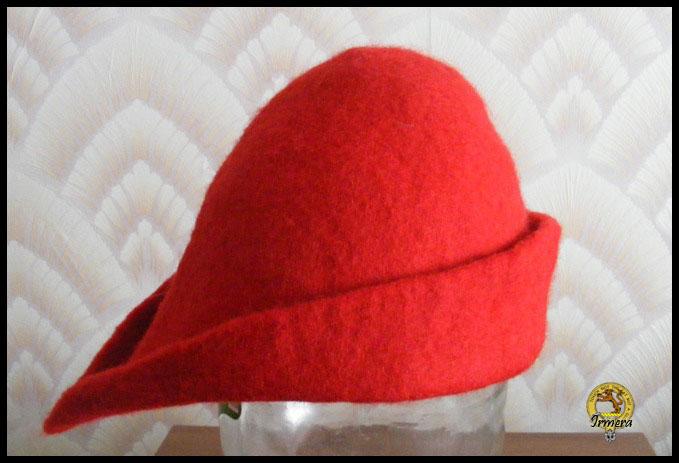 Как сделать красную шапочку дома